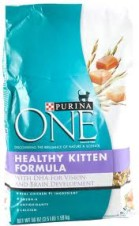 Purina kitten dry